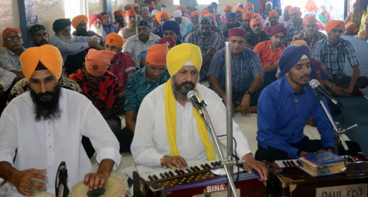 Sikhs Celebrate Baisakhi