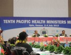 Fiji Hosts Pacific Health Ministers Meet