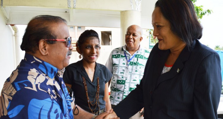 FOCUS: New Horizons For Disabled Fijians
