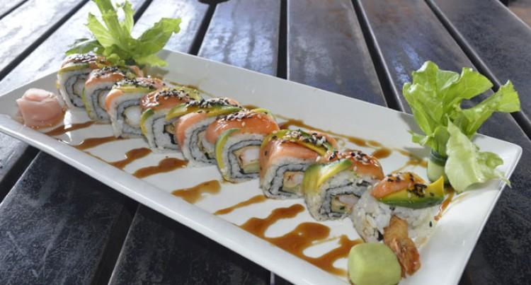 Sushi Bar At Lulu's