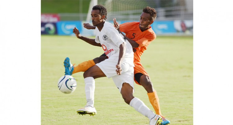 Suva Ends With Win