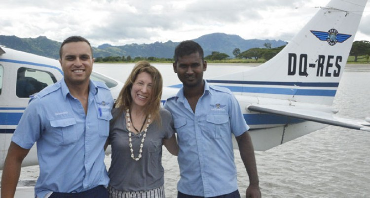 Fiji The Focus Of Global TV Series
