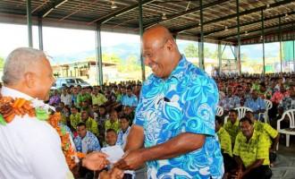 Landowners Thank Govt