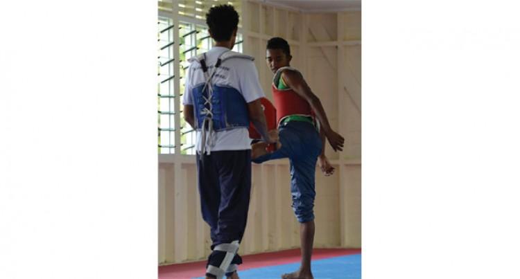 Taekwondo Pleads For Help