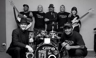Fijian Band Takia  Here In May Tour