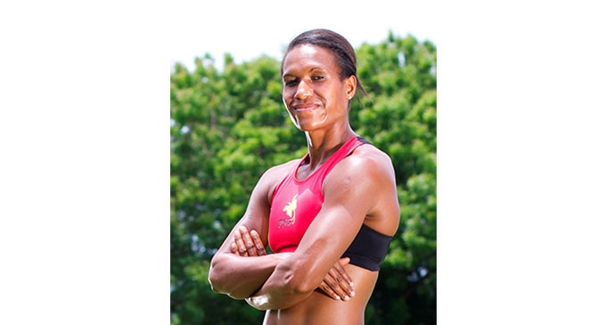PNG's Wisil Ready For Challenge