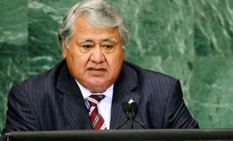 Tuilaepa A Lapdog Of Aust, NZ: PM
