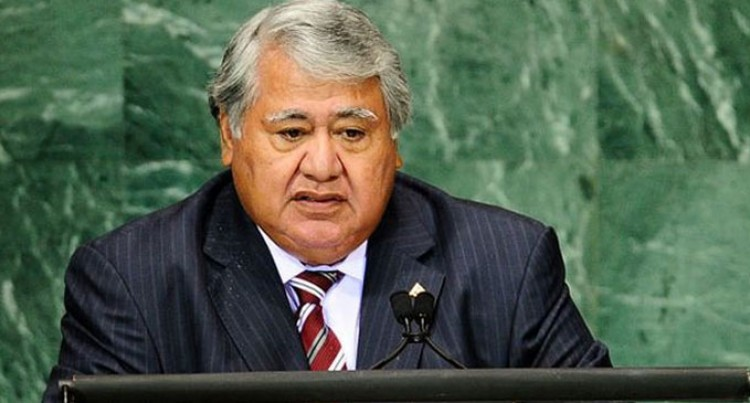 Tuilaepa A Lapdog Of Aust, NZ: PM