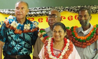 Four USP Staff Retire