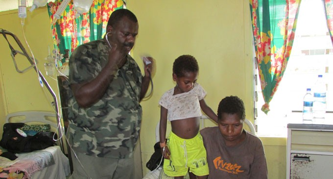 Fijian Medics Report Drop In Hospital Visits