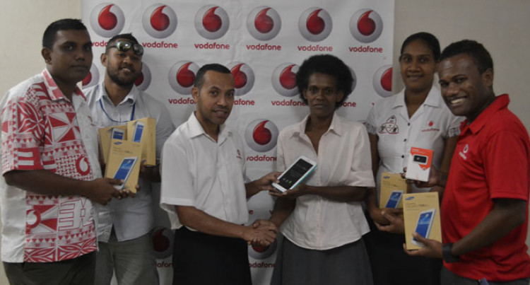 Technology Boost For Naduri District School