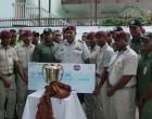 Wardens Celebrates Nawaka Win