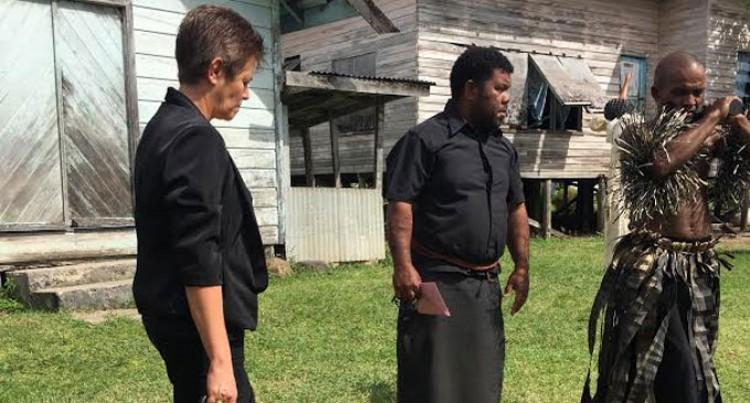 Tourism Association Presents I Reguregu To Late Tui Nasavusavu
