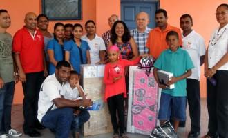 Gifts For Nadi Cancer Children