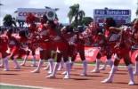 ACS Cheerleaders @ The Coke Games