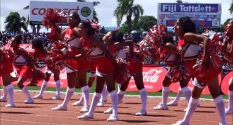 ACS Cheerleaders @ The Coke Games