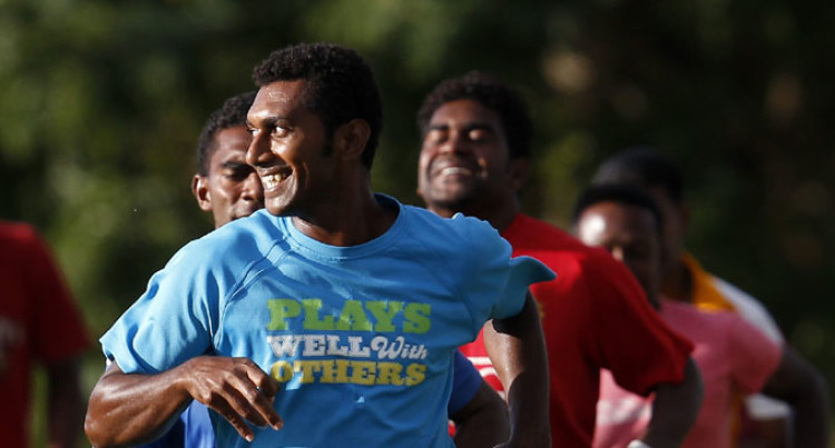 Unbeaten Ba Carries Fiji's Hopes