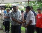 Kumar Launches Caubati Project