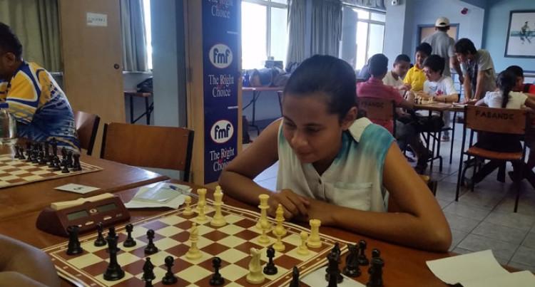 24 Juniors battle In Chess Champ