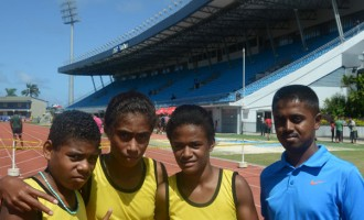 Trio Carry Ba Sangam Hopes