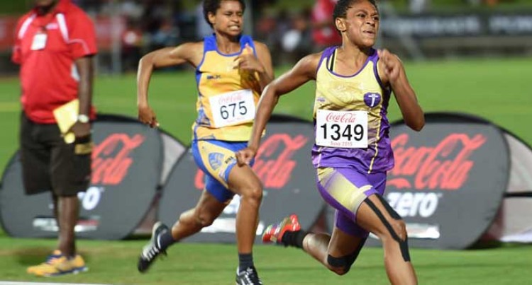 Natabua,  Jasper  Dominate  Day One
