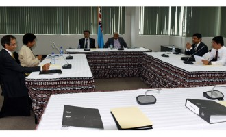 Commission Holds First Meeting