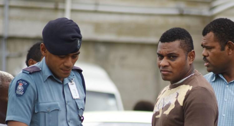 Suspect Fronts Court