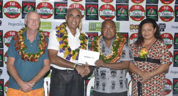 Rodan Launches Nawaka Sevens