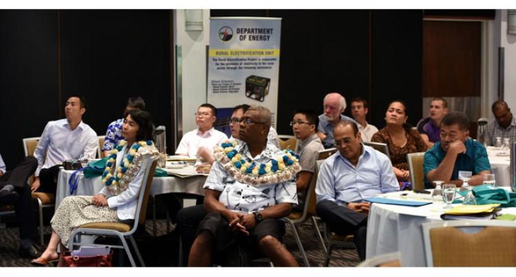 Tikoduadua: $1.5 bn Investment In Renewable Energy Needed