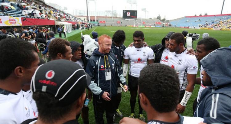 Fijians Into Semis