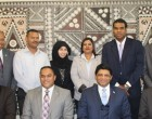 A-G's Delegation Visits Our UAE Embassy