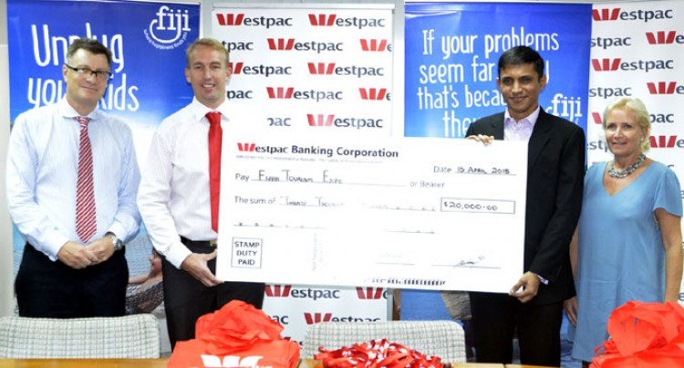 Westpac Gives $20k For Tourism Exposition
