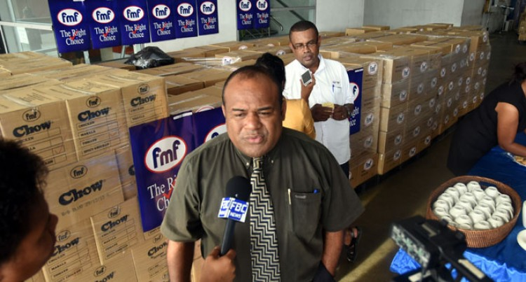 FMF's $30K Help For Cyclone Pam Victims