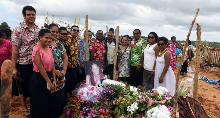 Family, Friends Bid Losana Farewell