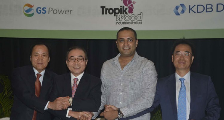 A-G Clears Air On Nabou Green Ltd And Tropik Wood/Fiji Pine Group Relationship