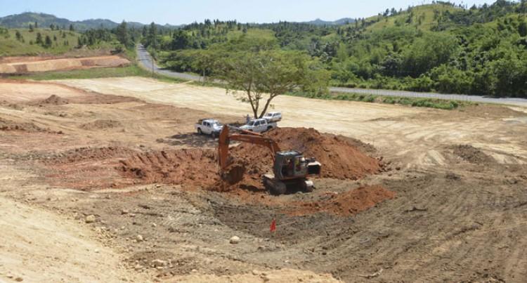 Biomass Power Plant Prep Works Begin