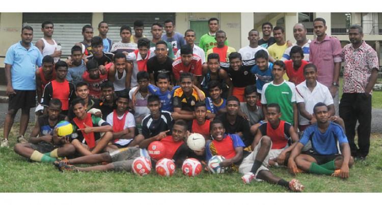 Football Academy Helps