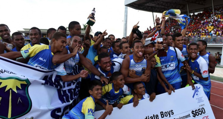 EDITORIAL: Western Champions  Do It In Style In Suva