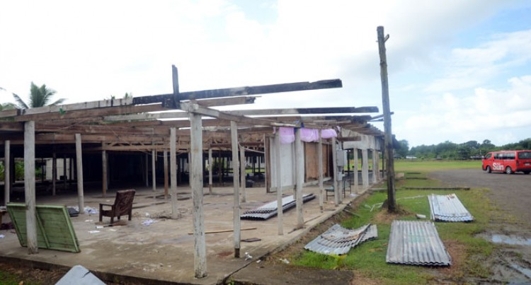Church Dismantled