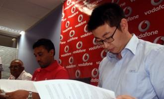 Vodafone Helps