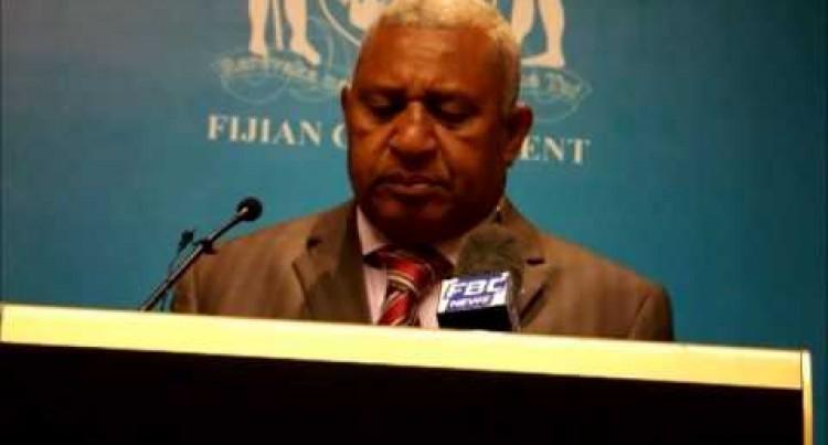 PM Voreqe Bainimarama Reply To Ro Teimumu Statement