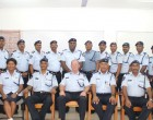 Officers, Police Commissioner In Talks