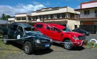 5 In Hospital After Yaqara Crash