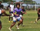 Warriors Prepare For Uruguay Trip