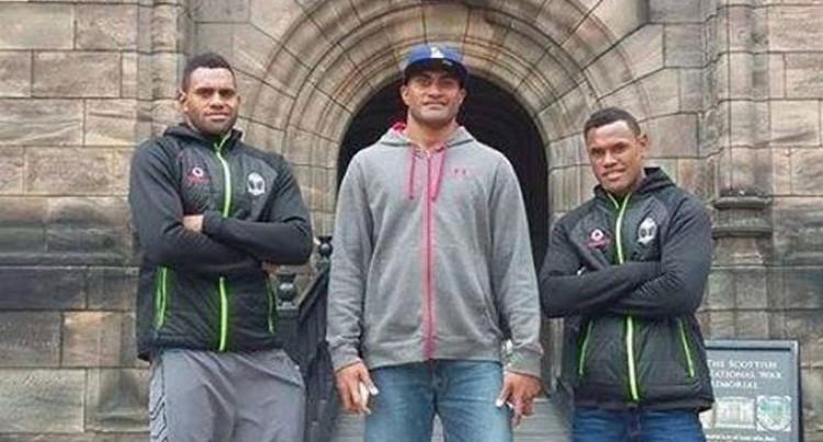 Fiji Team To Beat: MacRae