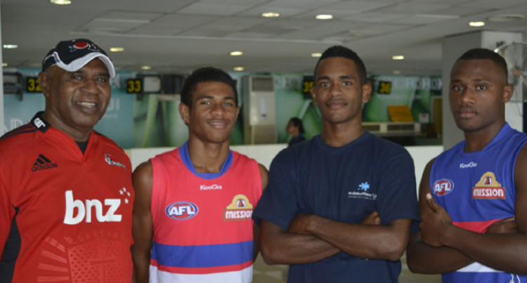 Students Leave For AFL Competition