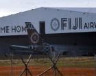 Fiji Airways Airbus Damaged While ATS Loading Cargo