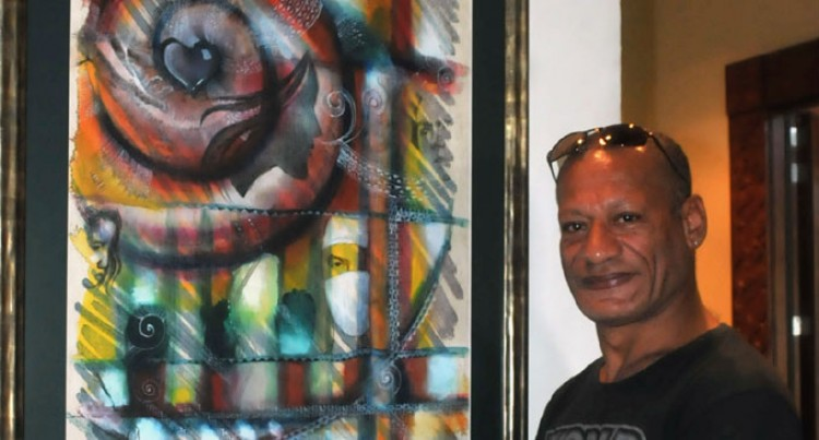 Elders Inspire Artist Malai