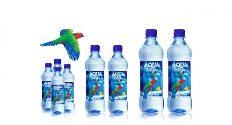 AQUA Pacific Awarded For Best Taste