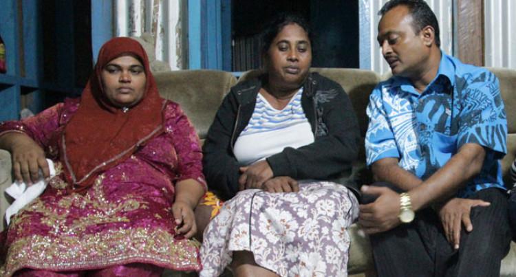 Family Bids Goodbye To Nischal